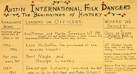AIFD History