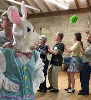 Easter Bunny Denise