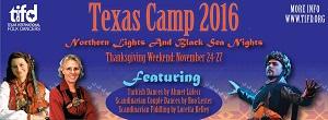 Texas Camp 2016