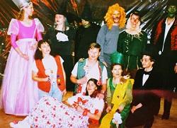 Wizard Of Oz Texas Camp 1997