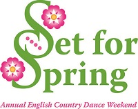 Set For Spring Annual English Country Dance Weekend.