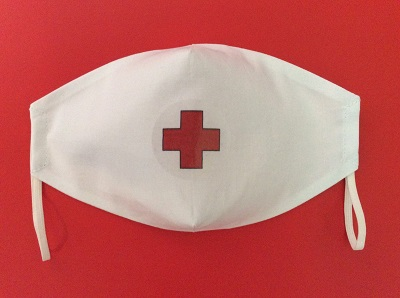 Red Cross Mask